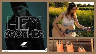 "❤ ""Hey Brother"" - Avicii Guitar Lesson 