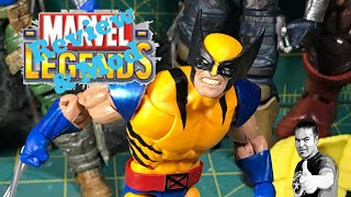 Marvel Legends | Wolverine | Review & Mod