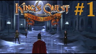 King's Quest (2015) Chapter 4: Snow Place Like Home Walkthrough part 1
