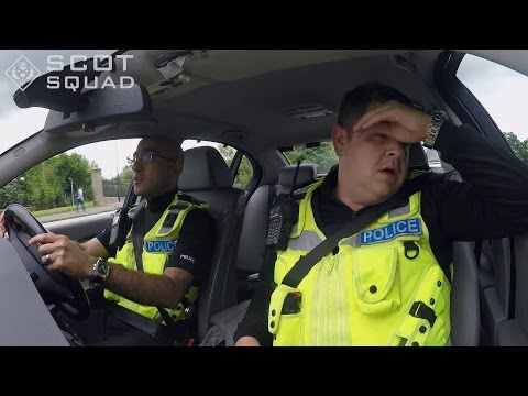 Underwear issues for PC Hugh McKirdy | Scot Squad