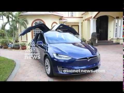 Tesla Electric Car | America ee Azhcha 13 Nov 2017