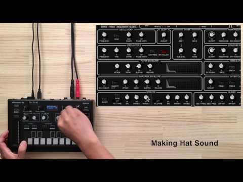 Pioneer DJ AS-1 & Live #2 | Making Hat Sound