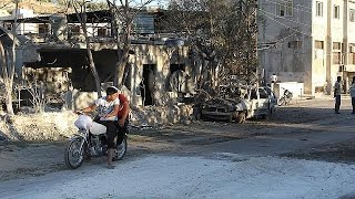 Fatal air strike targets Syrian maternity hospital