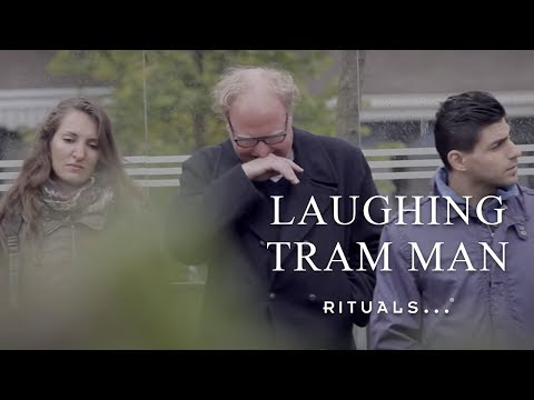Laughing Tram Man - Happiness With Rituals