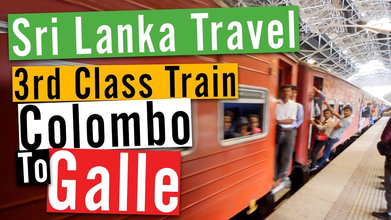train colombo to galle # 16