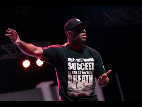 Eric Thomas on Being Successful, Malcolm X & Nobel Peace Prize