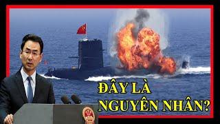 Bộ Ngoại Giao TQ tung video bằng chứng tàu KiLo Việt Nam bắn chìm tàu ngầm hạt nhân của nước này