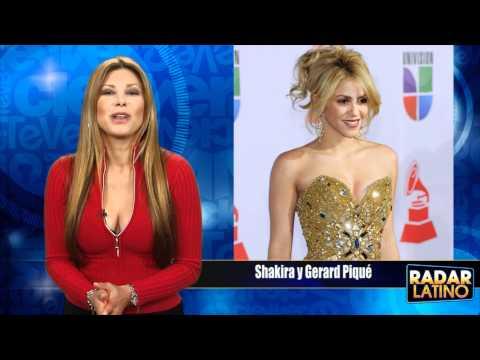 Shakira y Gerard Piqué Romance Del 2011