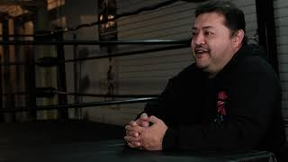 Pro Wrestling EnforcerInterview with Galli Lucha Libre Promoter Carlos Galli at the Galli Studio