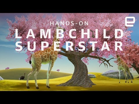Lambchild Superstar at Tribeca 2018