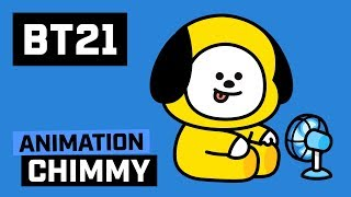 [BT21] CHIMMY~!