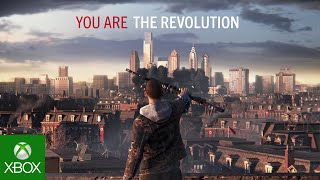 Official Homefront: The Revolution 'Thank You' Trailer [PEGI 18]