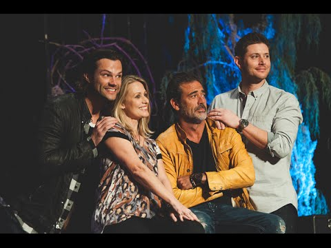 SPN Cast - We are family
