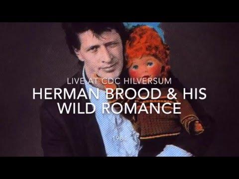 "Herman Brood & his Wild Romance -  Hilversum CDC  Radio  13-4-1984 ""NIGHT CAT Live!"""