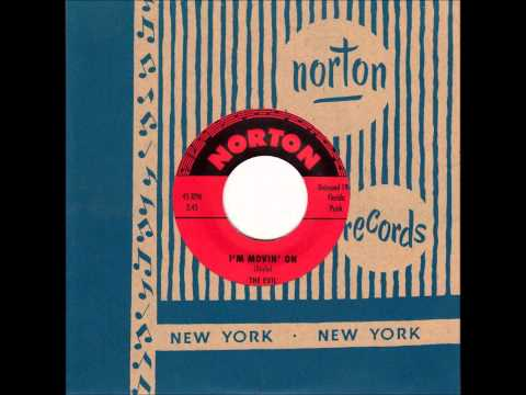 "The Evil ""I'm Movin' On"" (Norton Records) 1966 Punks!"