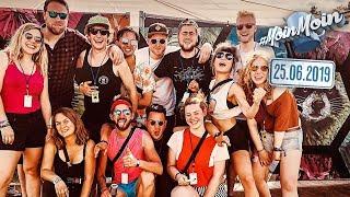 Party auf dem Hurricane Festival | MoinMoin mit Anja, Krogi, Bella, Fabian & Max