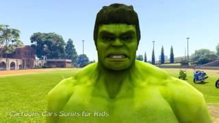 Мультик игра Человек паук и Халк - Бетман и супергерои - Мультфильм для детей