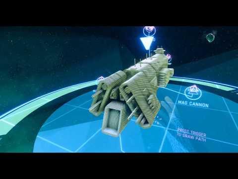 Eternal Starlight - FTL + Ender's Game in VR?