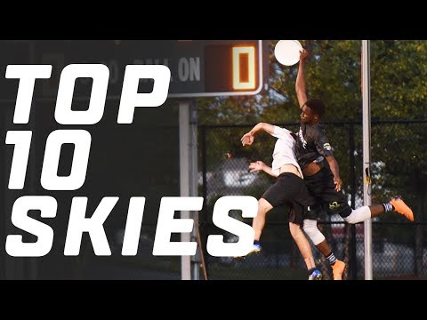 Top 10 Sky Grabs From 2018 AUDL Season