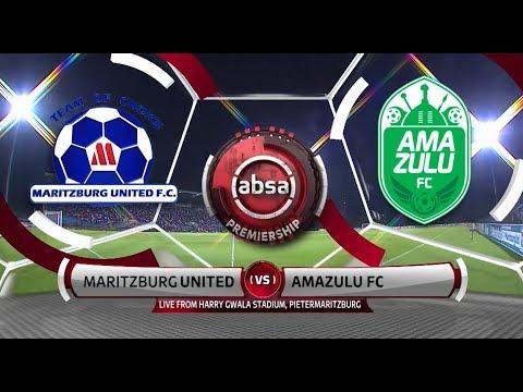 Absa Premiership 2018/19   Maritzburg United vs AmaZulu FC