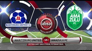 Absa Premiership 2018/19 | Maritzburg United vs AmaZulu FC