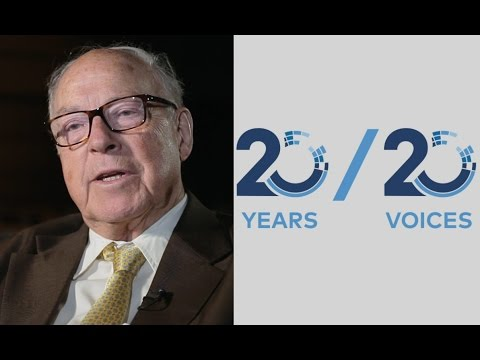 Hans Blix - CTBT 20 Years 20 Voices