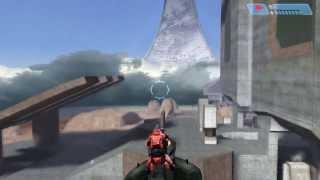 Halo Custom Edition Multiplayer Gameplay!!! - NINJA AIR WARS