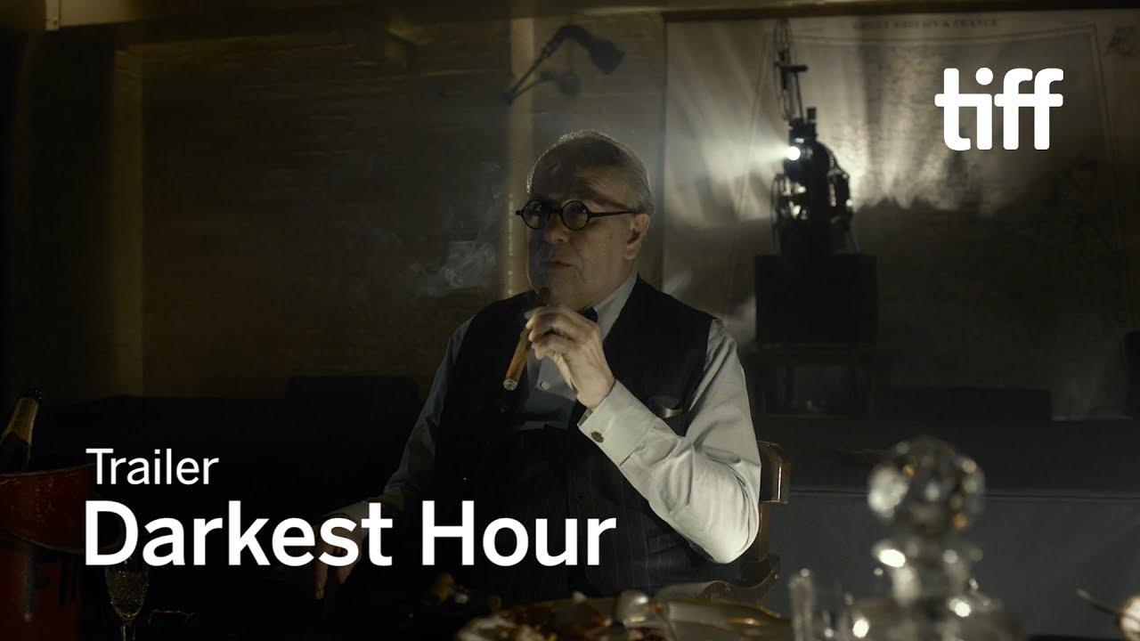 DARKEST HOUR Trailer | TIFF 2017 - YouTube