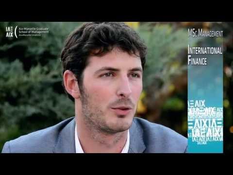 Nicolas Gron - MSc International Finance