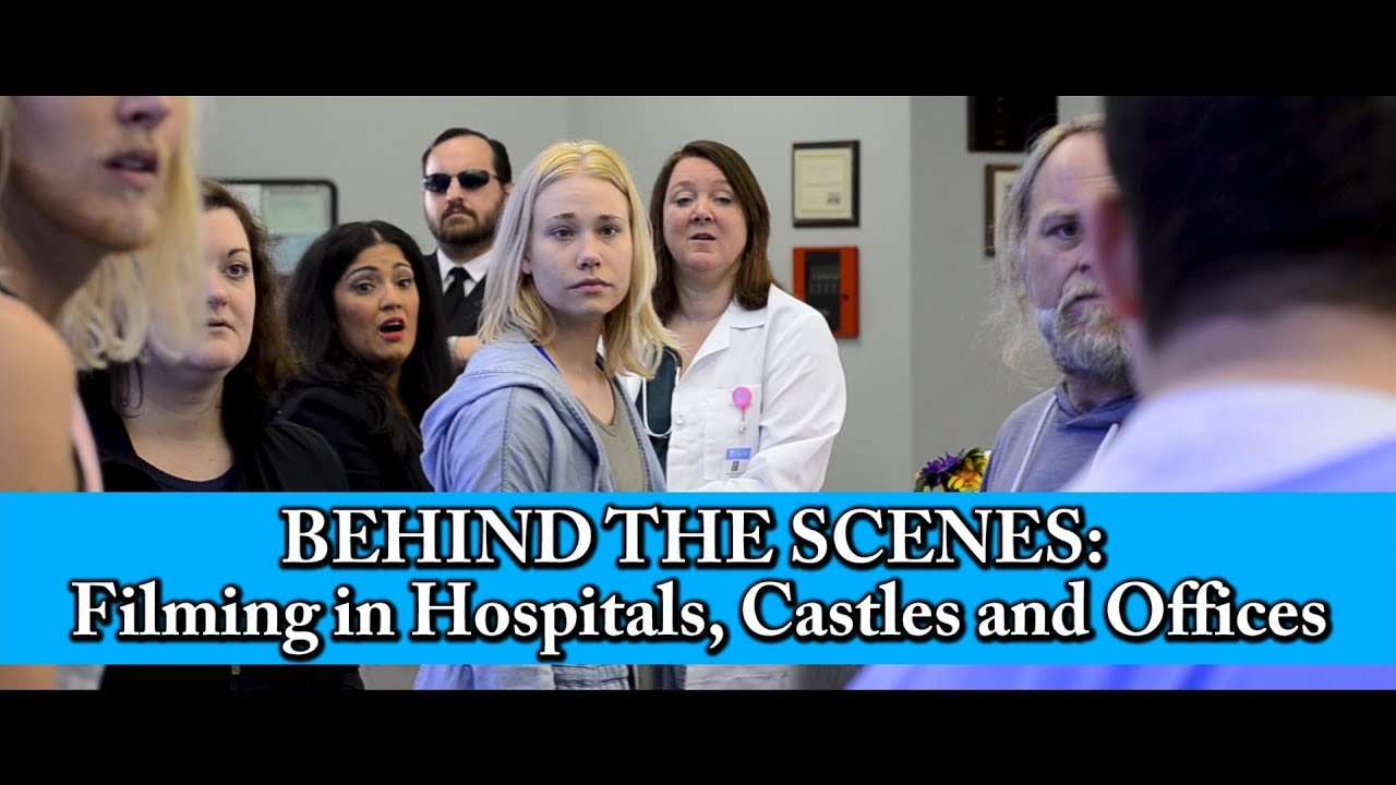 Behind the Scenes | Filming in Hospitals, Castles & More