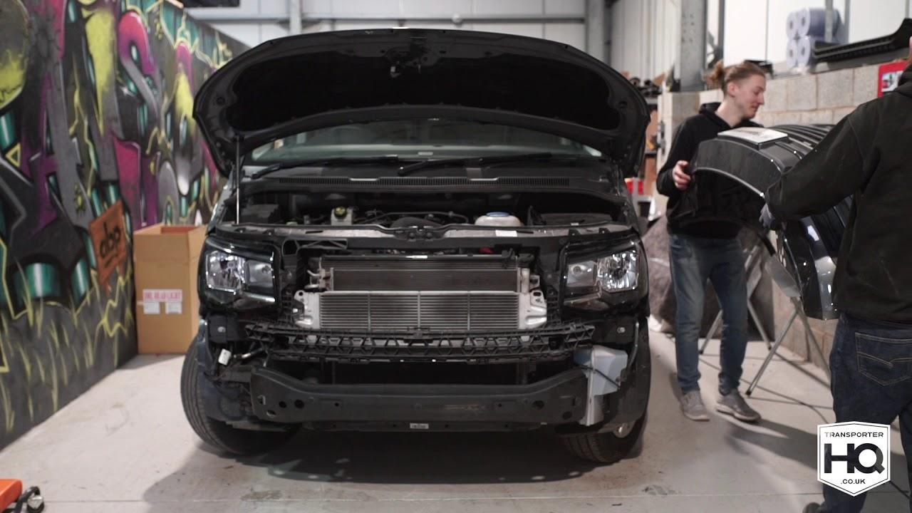 Fog Light Retrofit | VW T6 Forum - The Dedicated VW Transporter T6 Forum
