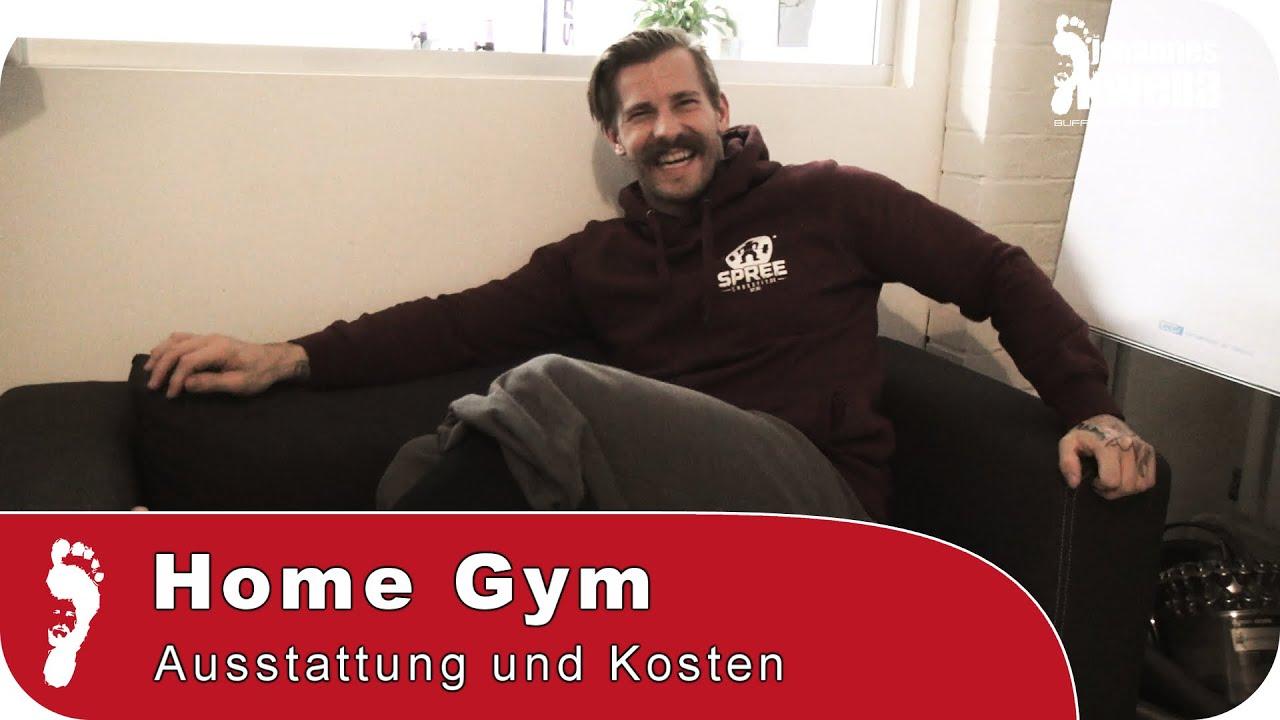 home gym welches equipment brauche ich zu welchen kosten youtube. Black Bedroom Furniture Sets. Home Design Ideas