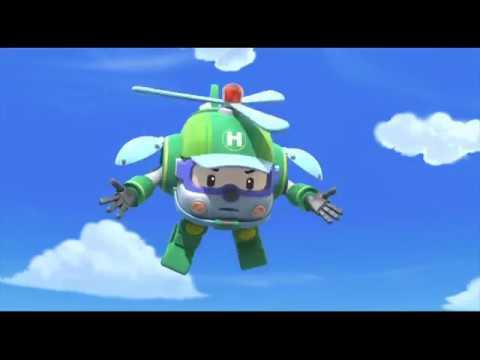Robocar Poli: Verstoppertje (S01E21) (NEDERLANDS GESPROKEN)