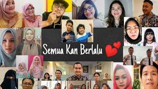 Download Lagu SEMUA KAN BERLALU.. 50 FIGUR BERKARYA DARI RUMAH (COVER) 💕 mp3