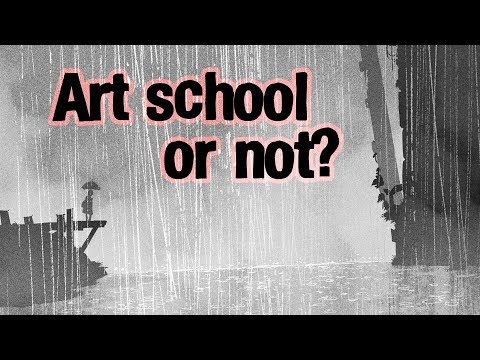 Art School or not? Agents? Clip Studio or PS? And more.