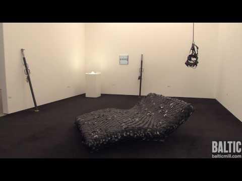 BALTIC Exhibition: Monica Bonvicini: Her Hand Around the Room