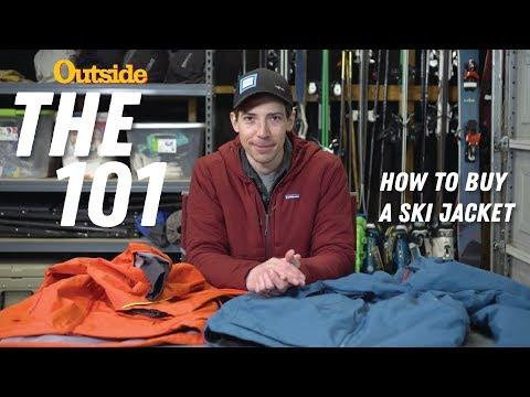 The 101: How To Buy A Ski Jacket