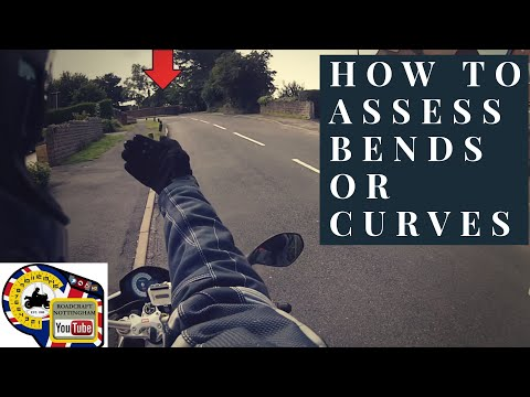 "Lesson/Advanced - How to assess corners,bend assessment ""limit point"" or ""vanishing point"""