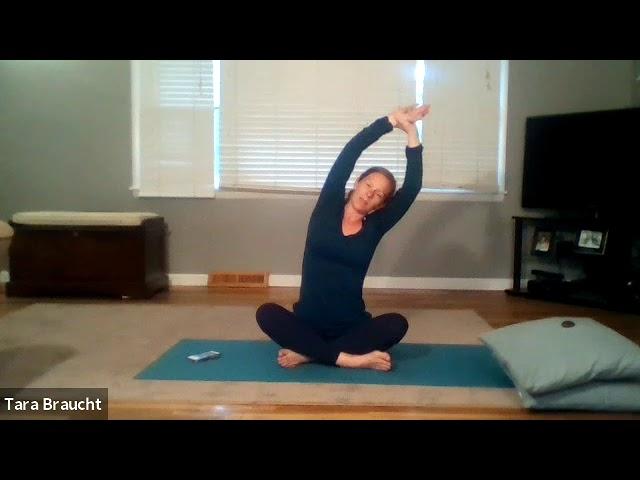 slow flow yoga with Tara 5 26