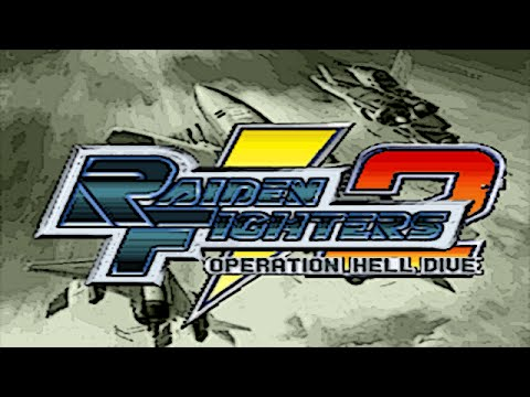 Raiden Fighters 2 (Arcade/Seibu Kaihatsu/1998 Raiden MK II ...