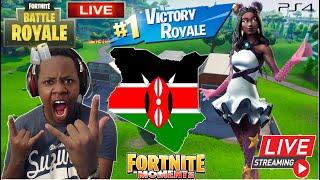🔴BOTS PLAYING FORTNITE LIVE IN KENYA!!! hii ni laana..