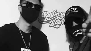 Fame Faiella x DJ Kaoru @ Rolling Loud x Twitch 2020