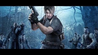 Resident Evil 4 - HD ZERANDO PS4