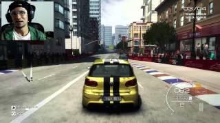 GRID Autosport en San Francisco 1080p 60fps Ultra Gameplay Pc