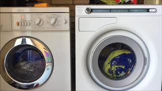 Wash-in - Míele W 701 & Asko W 6903 Quattro