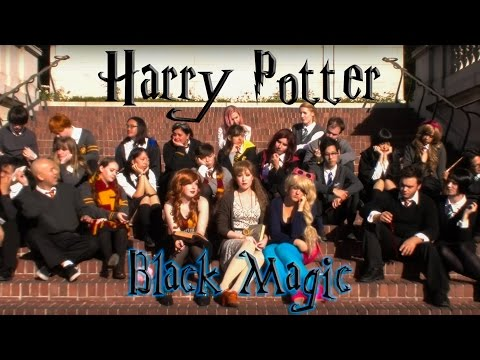 Hogwarts Black Magic - Harry Potter Music Video