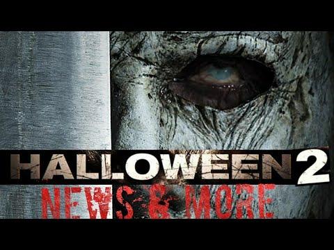 Halloween 2 2020 News Halloween (2020) News   YouTube