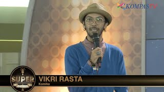 Vikri Rasta: Hantu Sok Imut - SUPER Stand Up Seru eps 180