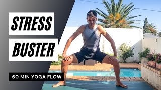 Stress Buster (60 min) | with Steven from Yoga Works
