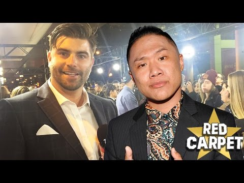 TIMOTHY DeLaGHETTO - Interview at Bufferfest Red Carpet